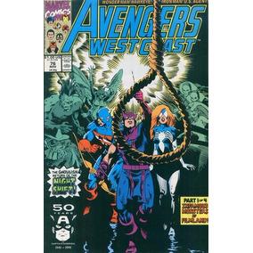 Marvel Avengers West C0ast - Volume 76