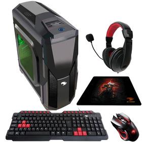 Pc Gamer G-fire Htg-335g Amd Fx 6300 4gb Pv Rx 460 2gb 500gb