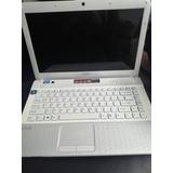 Laptop Sony Vaio Modelo Pcg-61a11u Color Blanca
