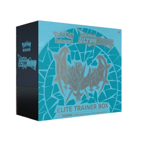 Kit Colección Sun-moon Ultra Prism Elite Trainer Pokemon