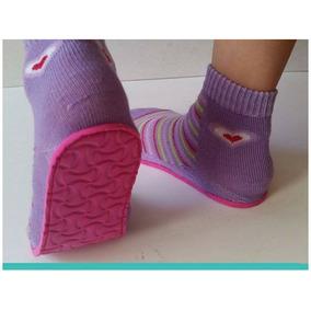Calcetas Suela Antiderrapante Bebe, Niños, Niñas. Pantufla