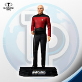 Star Trek Next Generation Capitan Picard Mcfarlane