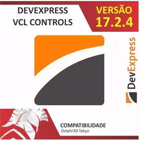 Devexpress Vcl 17.2.4 Delphi10.2.3 Tokyo Fonte Completo