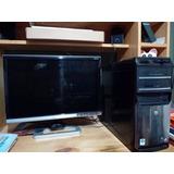 Computadora De Escritorio Gateway Gt4228m Amd Phenom X3