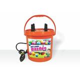 Inflador De Balões Ou Bexigas 4 Bicos 110v Uso Profissional