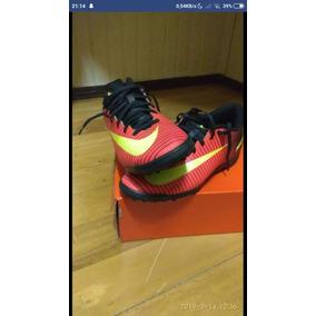 c7ce2a346a Chuteira Society Nike Mercurial Vortex Tf Adultos - Chuteiras no ...