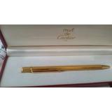 f8ecbb11b3e Caneta Cartier De Ouro no Mercado Livre Brasil