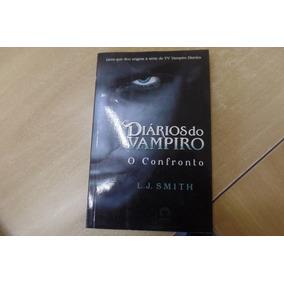 Diário De Um Vampiro O Confronto - L. J. Smith