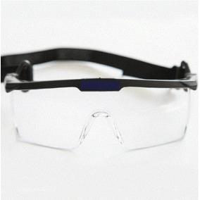 de351c16083af Óculos De Proteção C  Elástico Epi 50 Unidades - Poli Ferr