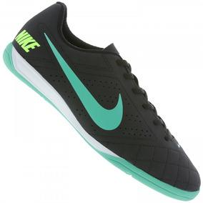 e71365d43f Chuteira Nike Futsal Verde E Preto - Chuteiras no Mercado Livre Brasil