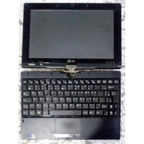 Notebook Asus Eee Pc Touch Funcionando Leia Anúncio