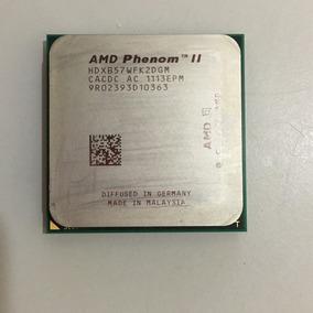 Lote 4 Processadores Amd Phenom Ii X2 B57