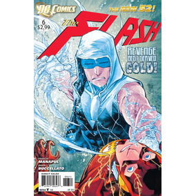 Dc The Flash - The New 52 - Volume 6