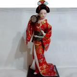 Figura Decorativa Japonesa Geisha Envio Gratis