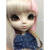 Pullip Romantic Pink Alice Customizada