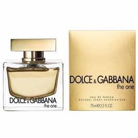 Perfume Dolce Gabbana The One Feminino Original - Perfumes no ... a767f682a7
