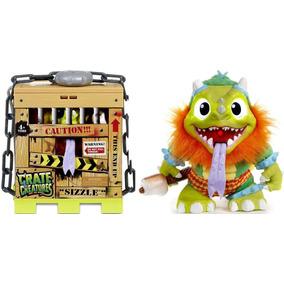 Crate Creatures Sizzle Monstruo Interactivo Bunny Toys