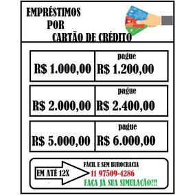 Empréstimos Por Cartão