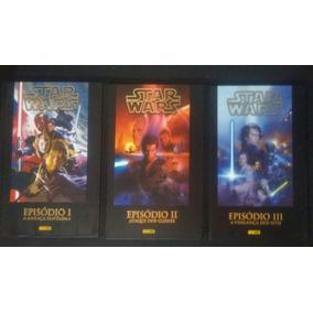 Star Wars Episodio 1 Ao 6 + Livro