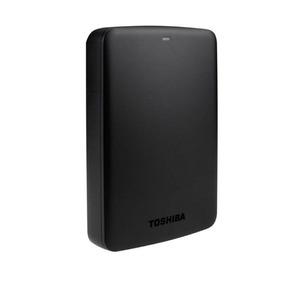 Hd Externo Toshiba Canvio 3tb Preto Usb 3.0 Hdtb330xk3ca
