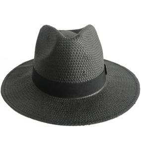 Sombrero Negro Hombre - Sombreros Hombre en Mercado Libre Argentina 00a9f97fdee