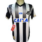 Camisa Santos Branca - Camisa Santos Masculina no Mercado Livre Brasil 82a60a096ef65