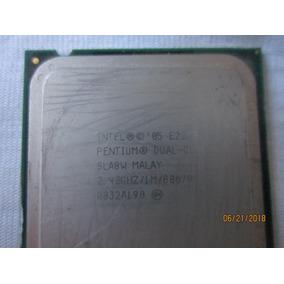 Procesador Intel E2220 Pentium Dual- Core 2.40ghz/1mb/800/06