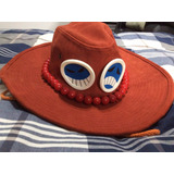 One Piece Sombrero Ace en Mercado Libre Colombia 2c9ebb69876