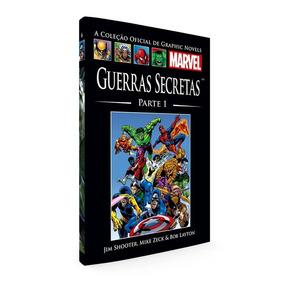 Salvat - Marvel Graphic Novels - N. 6 - Guerras Secretas 1