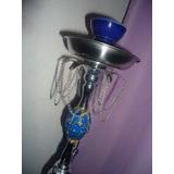 Narguile Argile Shisha Hookah, Pipa De Agua O Cachimba 50cm
