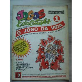 Jogos Educativos 1 O Jogo Da Vida Série Infantil 1993