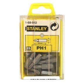 Desarmador Punta + 1 Y 1 25 Piezas 168942 Stanley