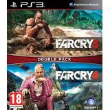 Far Cry 4 + Far Cry 3 Ps3 Descarga Digital No Cd Play 3 Psn