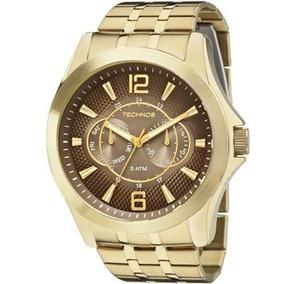 dac54bc04e9 4m Relógio Technos Masculino 6p25av - Relógios De Pulso no Mercado ...