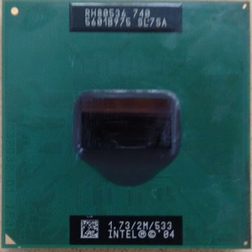Processador Pentium M740 Para Notebook