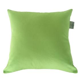 c73a38515 Capa Para Almofada Em Sarja Cor Verde Limão Claro 45x45cm ...
