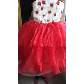 640bc7bb6 Vestidos De La Lagunilla Presentacion Rojos - Ropa