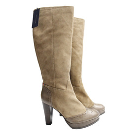 fac8b7739db Botas Largas Cafes Mujer De Marca Tommy - Zapatos en Mercado Libre ...