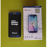 Remato Samsung Galaxy S6 Edge 32gb Unico Dueño Caja Original
