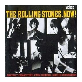 Cd The Rolling Stones - Now (novo/lacrado)