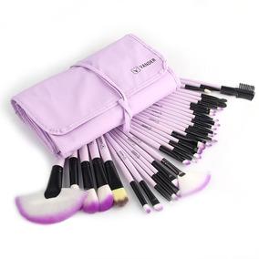 Kit 32 Pinceis Para Maquiagem Barato - Maquiagem no Mercado Livre Brasil 0951512dc1