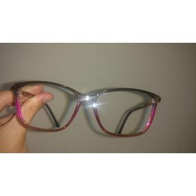 9531e39385e40 Italy Design Oculos Armacoes - Óculos no Mercado Livre Brasil