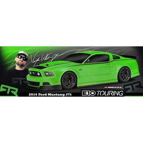 Carro Drift Hpi Racing 1/10 E10 2014 Mustang Rtr 109494