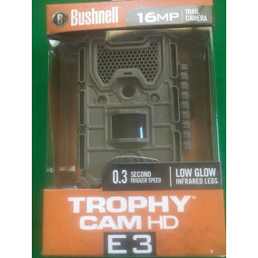 Camera De Trilha Bushnell Essential E3 Trophy 16mp 720p Hd