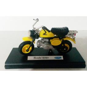 Moto Miniatura De Colección Honda Monkey