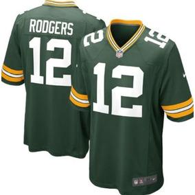 2bf64e2904 Camisa Nfl Rodgers - Camisa Masculino no Mercado Livre Brasil