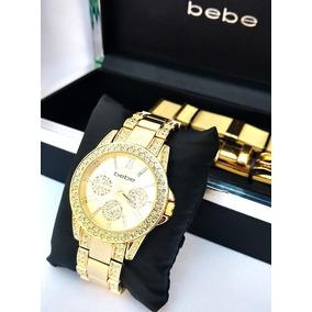 Reloj Para Dama Marca Bebe (original) - Reloj Otras Marcas en ... f44a9804f7b2