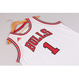 Jersey Nba - Chicago Bulls - Derek Rose