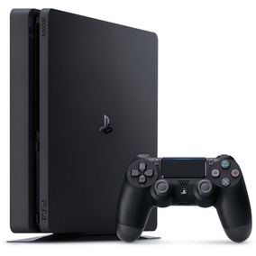 Play Station 4 Ps4 Slim - 500gb