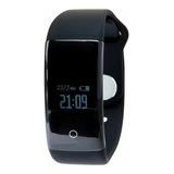 Pulseira Fitness Monitor Cardiaco Sono E Medidor De Passos